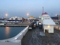 Norman Atlantic Bari 3