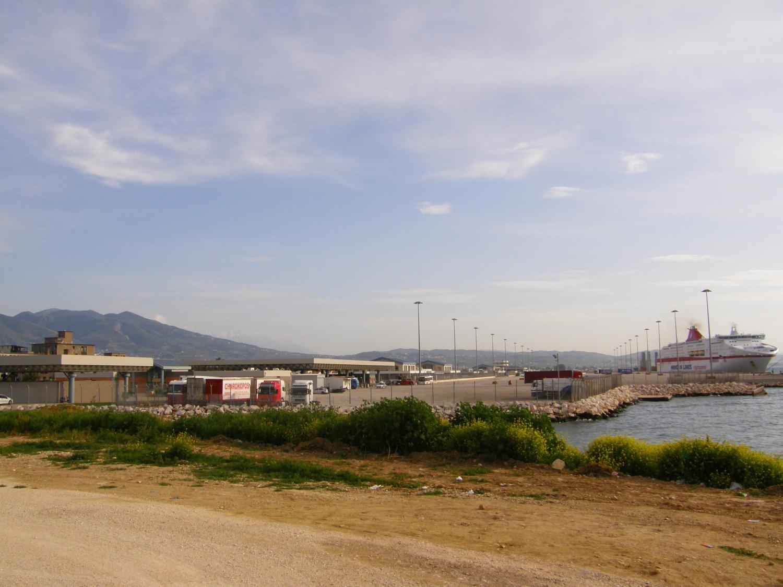 patras south port
