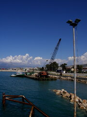 patras south port expansion works 041012 b