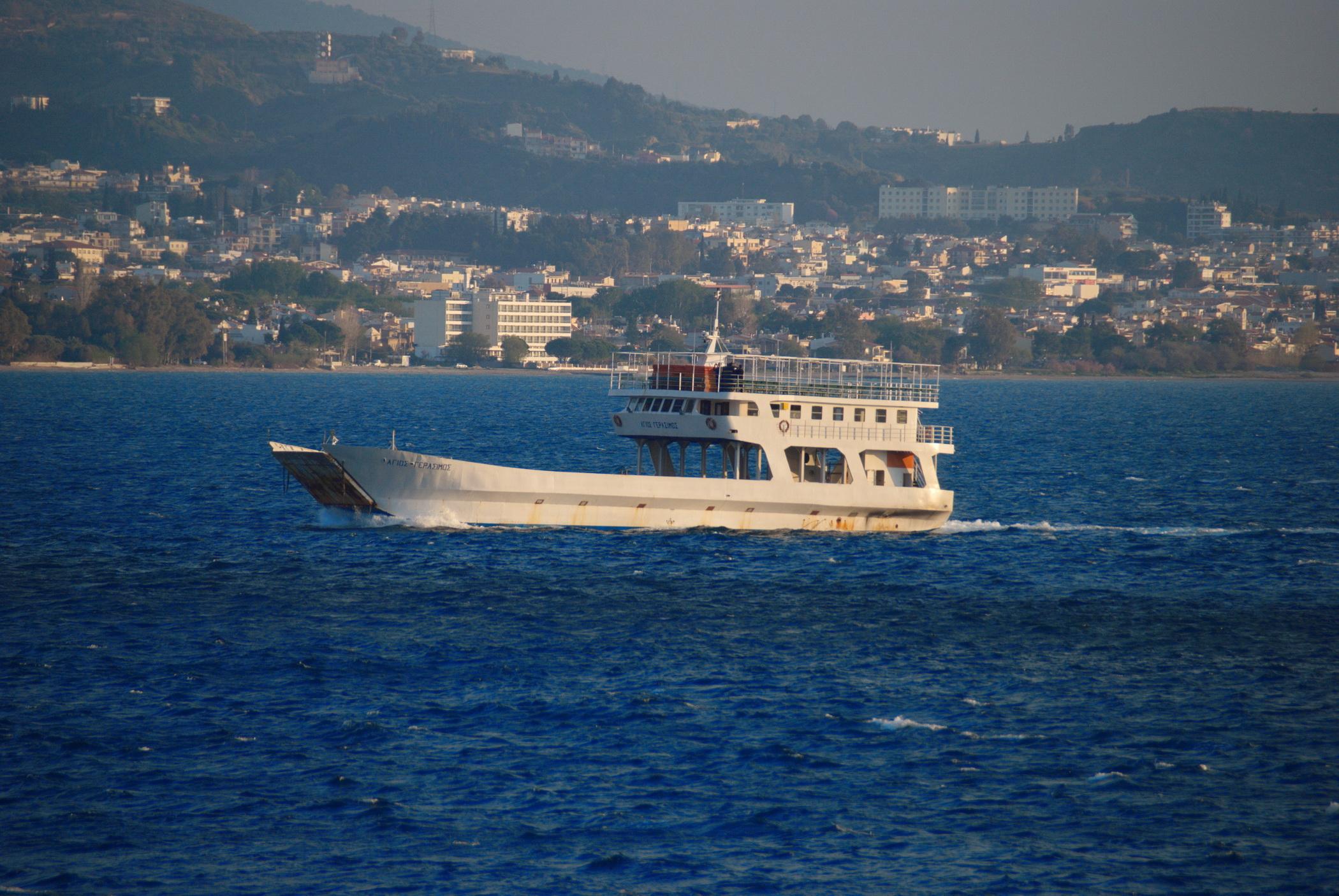 Agios Gerasimos