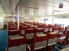 Flying Cat 5 Main Deck Lounge