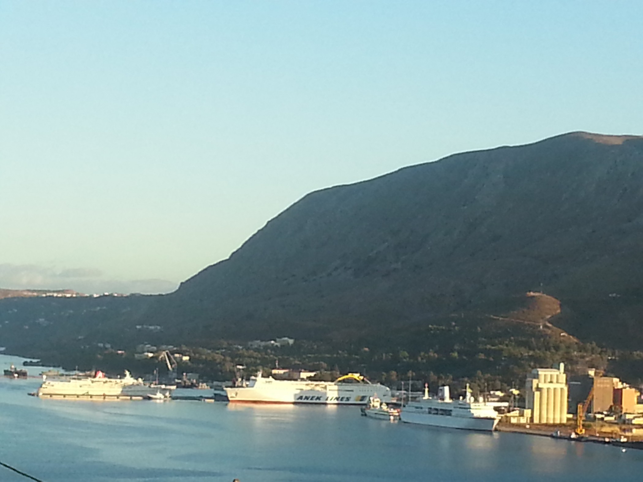 Souda Port, 8112013, afternoon