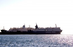 elefsis anchorage 19022014 (eptanisos, arsinoi,duchess m,evanthia m)