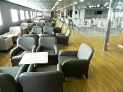 Fast Ferries Andros Aft Lounge
