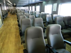 Fast Ferries Andros Aft Air Seats