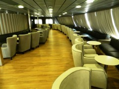 Fast Ferries Andros 1st Class Lounge