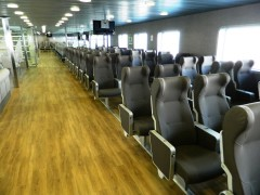 Fast Ferries Andros Middle Air Seats