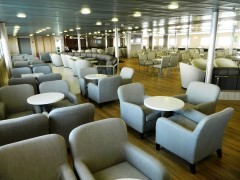 Fast Ferries Andros Port Forward Lounge