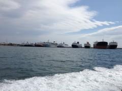 drapetsona lay up and repairs dock