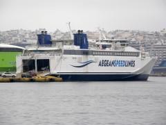 speedrunner III @ piraeus 19022014