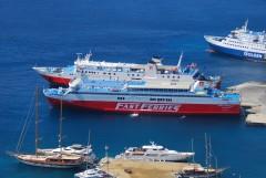 Fast Ferries Andros -  Ekaterini P