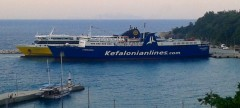 Kefalonia and Fior Di levante at Poros 15082015 a