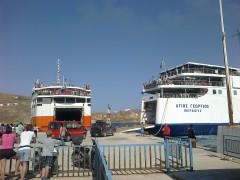 Agios Georgios & Adamantios Korais @ Serifos