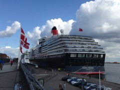 Queen Victoria @ Copenhagen