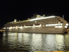 Sun Princess  @ Piraeus 22.6.12