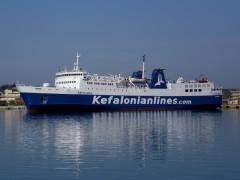 nKefalonia @kyllini morning departure 270413 a