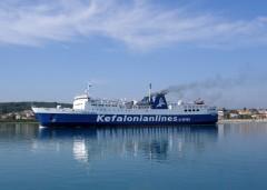 nKefalonia @kyllini morning departure 270413 b