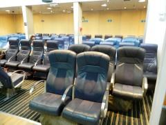 Master Jet Main Deck Forward Lounge