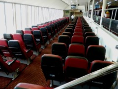 Master Jet Main Deck Port Lounge