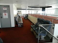 Master Jet Bridge Deck Lounge