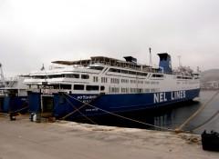 mytilene @ drapetsona repair dock 19022014