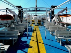 Proteus Bridge Sun Deck