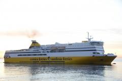 Mega Express Four in Bastia