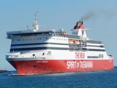 Spirit Of Tasmania I in Devonport