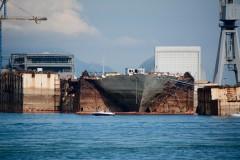 Costa Concordia, June 5th, 2016, Genova