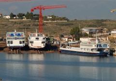 Aiantas - Makedonia II - Agios Georgios Edipsou @ Salamina