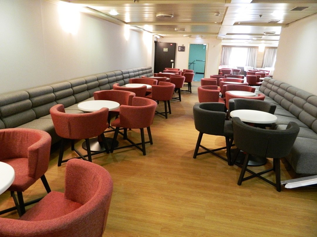 Kydon Lounge in Deck 7