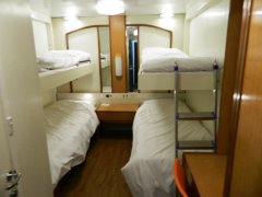 Kydon AB4 Cabin in Deck 7