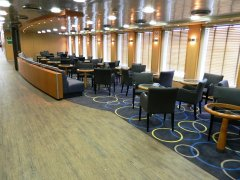 Kydon Port Lounge in Deck 6