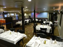 Kydon Restaurant in Deck 8