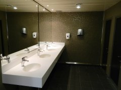 Kydon Toilets in Deck 7