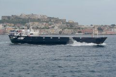 Tourist Ferry Boat Secondo