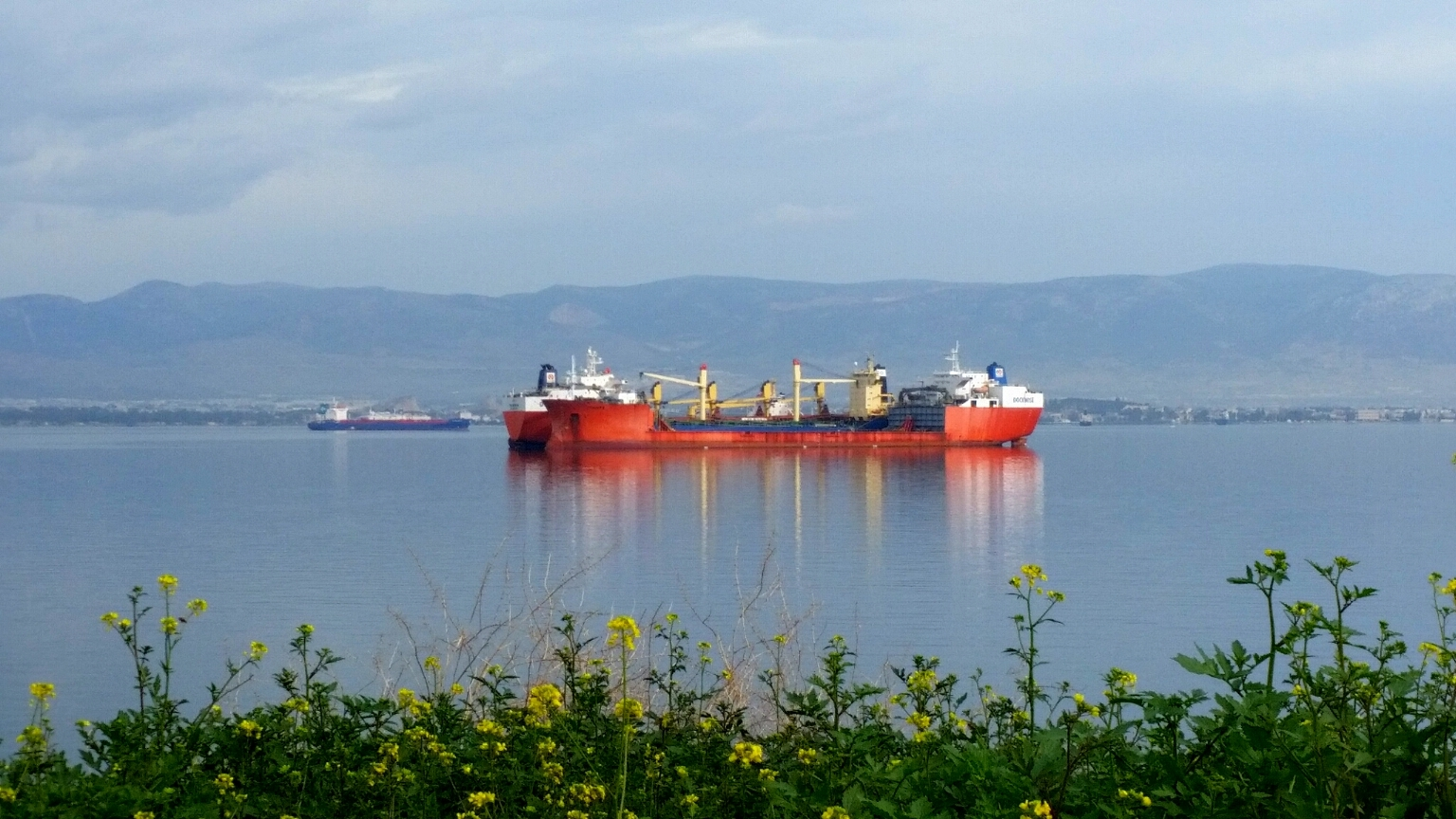 elefsis anchorage