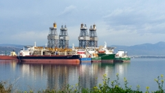 Εlefsis anchorage
