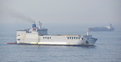 MED STAR out of Piraeus