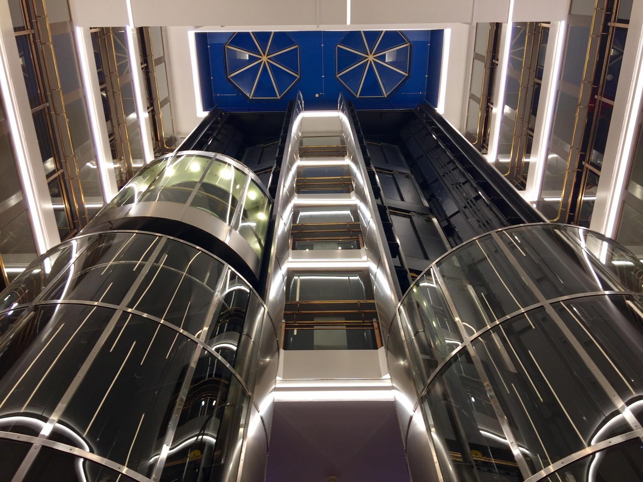 Silja Europa | Elevators