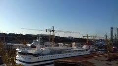 Superfast XI και Cruise Olbia