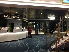 Silja Europa | Information desk