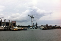 F236 HMS Montrose