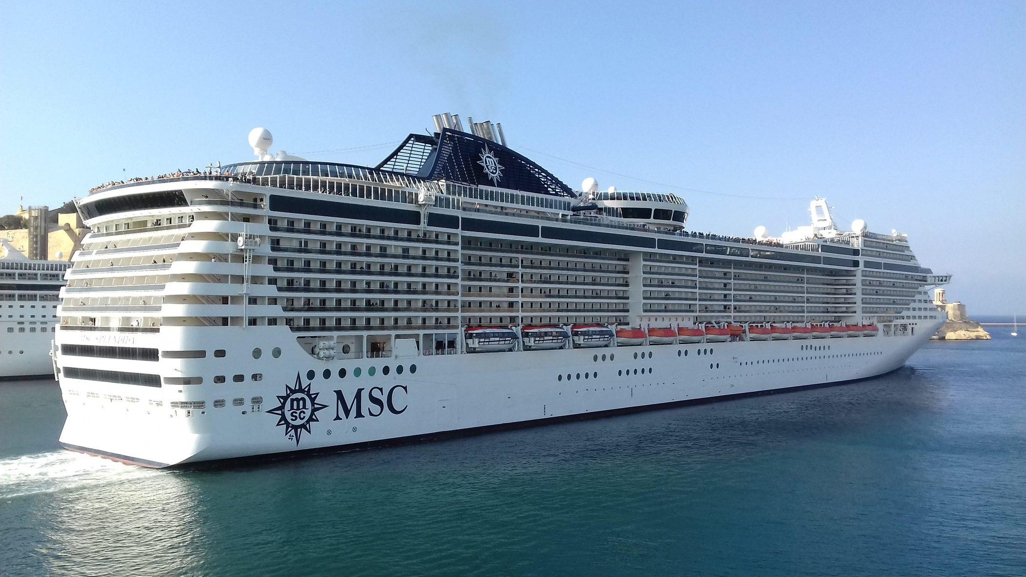 MSC Splendida - MSC Splendida - Shipfriends