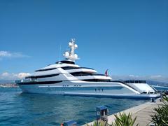 Superyacht St. Princess Olga @ La Spezia 160417