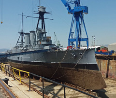 battle ship / floating museum - Averof