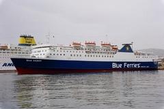 Blue Aegean @ Piraeus