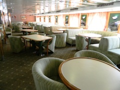 Galaxy Aft Lounge in Deck 6