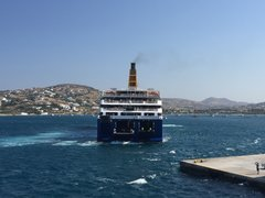 Blue Star Patmos