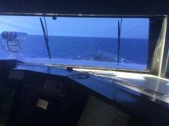 hellenic highspeed bridge - night vision